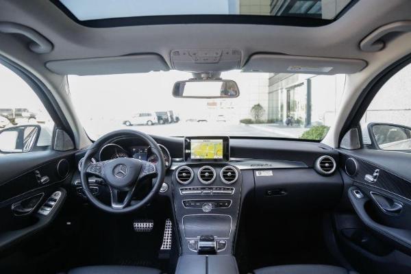 奔驰 C级 2015款旅行轿车图片