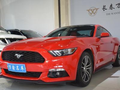 2017年4月 福特 Mustang(进口) 福特2017款 Mustang 2.3T 美规版图片