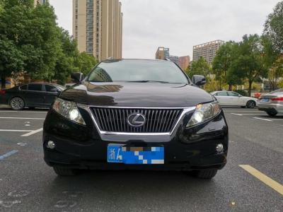 2011年7月 雷克萨斯 RX经典 350 典雅版图片