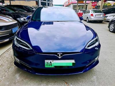 2019年1月 特斯拉 Model S 长续航版图片