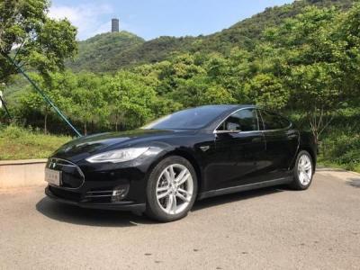 2014年8月 特斯拉 Model S  85图片