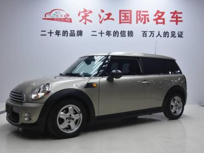 2011年10月 MINI CLUBMAN 1.6L ONE图片