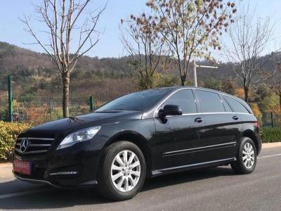 2011年12月 奔驰 奔驰R级(进口) R 300 L 商务型图片