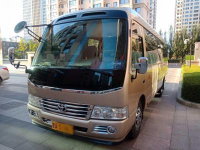 丰田 柯斯达  2007款 2.7L汽油豪华版 23座图片