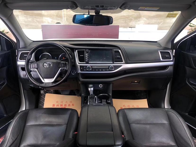 丰田 汉兰达  2015款 2.0T 四驱豪华版 7座图片