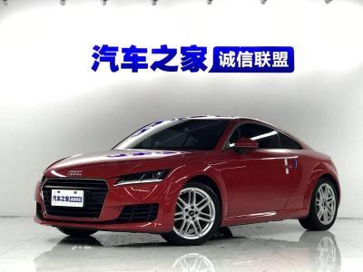 2016年4月 奥迪 奥迪TT(进口) TT Coupe 45 TFSI图片