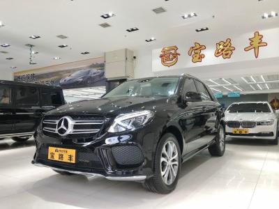 奔馳 奔馳GLE  2018款 GLE 350 d 4MATIC