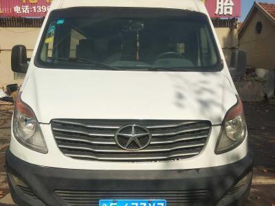 2011年6月 江淮 星锐 2.8T 商务版图片