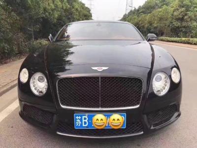 宾利 欧陆 GTC V8 4.0T图片