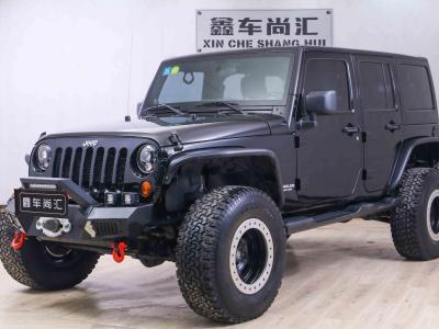 2013年4月 Jeep 牧马人(进口) 3.6L Sahara 四门版图片