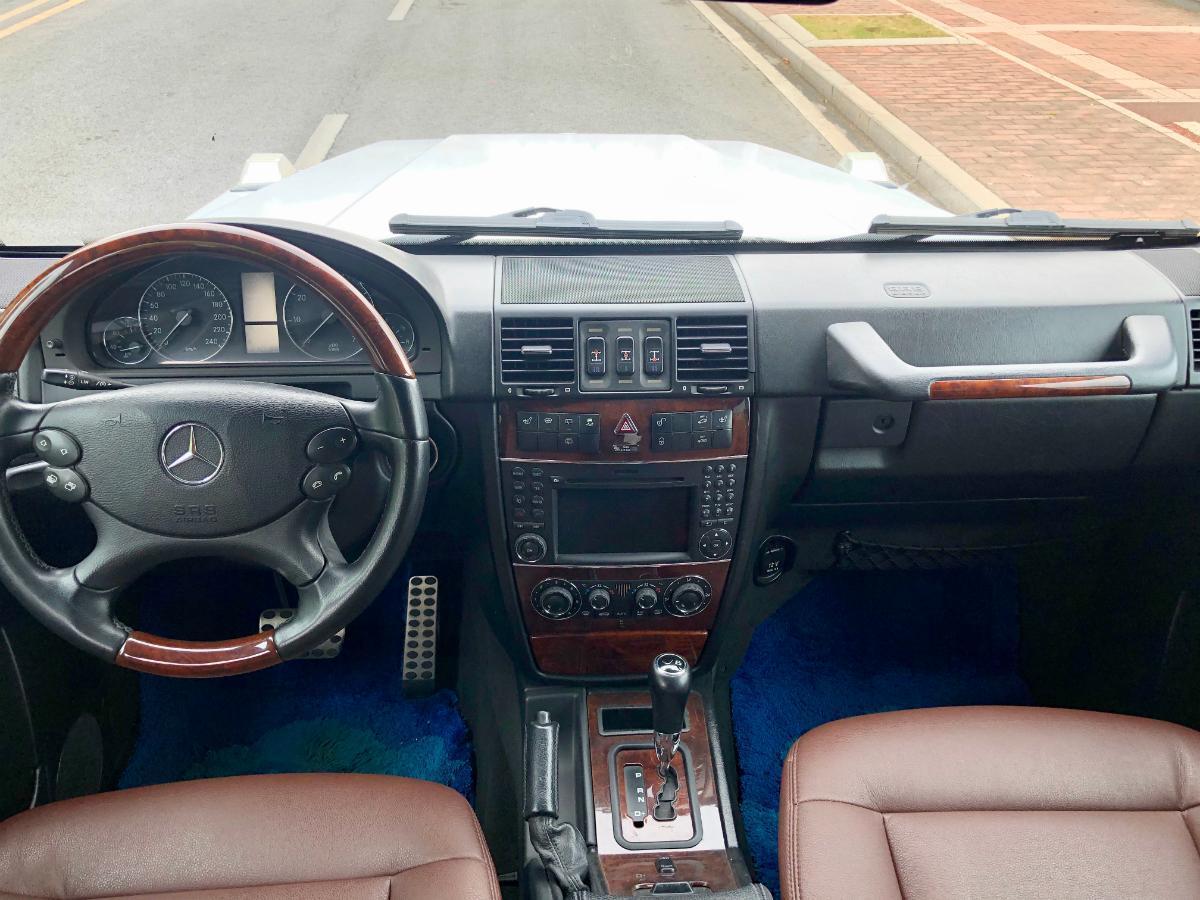 奔驰 奔驰G级  2010款 G 500图片