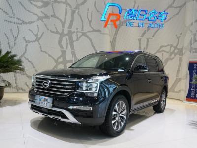 2019年11月 廣汽傳祺 GS8 390T 兩驅豪華智聯版(七座)圖片