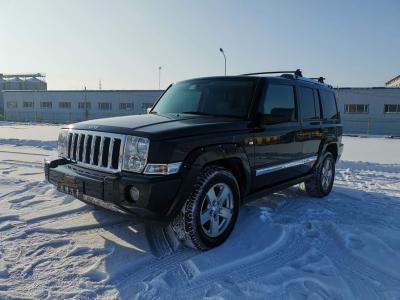 Jeep 指揮官經典  2008款 5.7 HEMI圖片