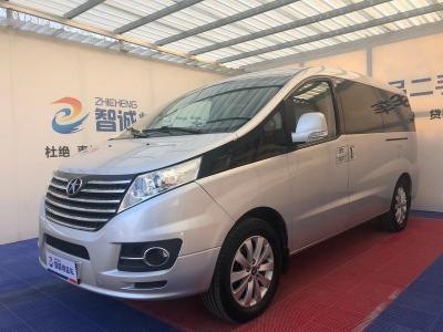 2013年11月 江淮 瑞风M5 2.0T 汽油手动商务版图片