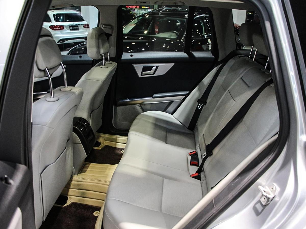 奔驰 奔驰GLK级  2013款 GLK 300 4MATIC 时尚型图片