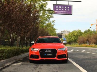 2018年5月 奧迪 奧迪RS 6 RS 6 4.0T Avant圖片