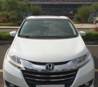 本田 奥德赛  2.4L CVT豪华版图片
