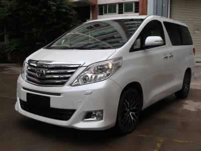 豐田 埃爾法  2012款 3.5L 豪華版