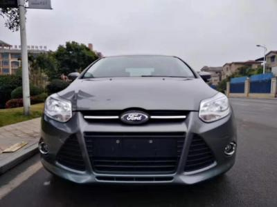 福特 福克斯  2012款 三廂 1.6L 自動風尚型圖片