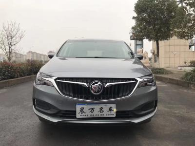 别克 GL6  2019款 18T 6座精英型 国VI