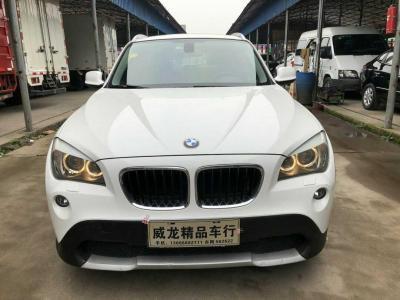 2012年9月 宝马 宝马X1(进口) xDrive20i图片