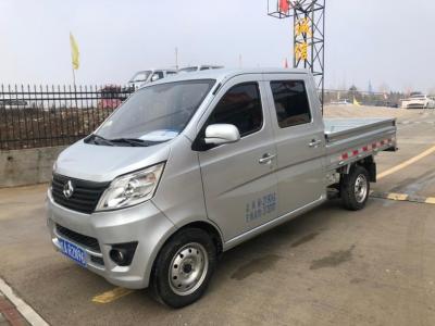 2018年1月 长安欧尚 长安星卡 1.2L标准型双排货车JL473Q图片