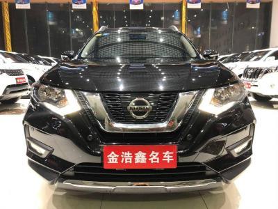 日产 奇骏  2019款 2.5L CVT智联豪华版 4WD