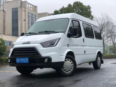 江铃 特顺  2017款 2.8T商运型短轴中顶6/7/8座JX493