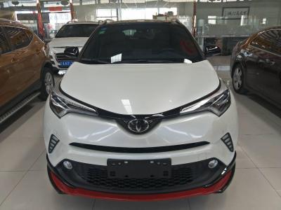 豐田 C-HR  2018款 2.0L 酷越豪華版 國VI圖片