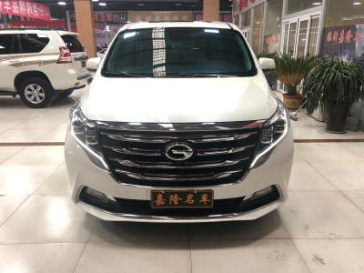 2018年9月 广汽传祺 GM8  320T 尊贵版图片