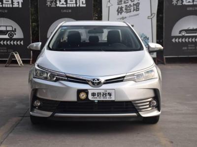 2017年6月 丰田 卡罗拉 改款 1.2T S-CVT GL-i图片