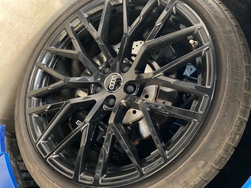 奥迪 奥迪R8  2017款 V10 Coupe图片