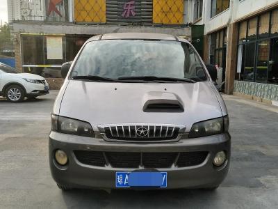 2011年2月 江淮 瑞风 2.8T穿梭 柴油舒适版HFC4DA1-2B1图片