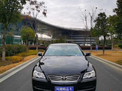 豐田 銳志  2010款 2.5V 風尚豪華導航版圖片