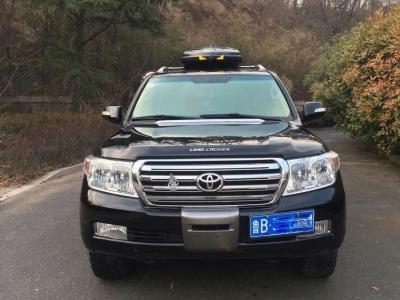 2011年9月 丰田 兰德酷路泽  4.0L 自动GX-R图片
