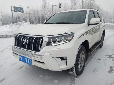 丰田 普拉多  2018款 3.5L 自动TX-L
