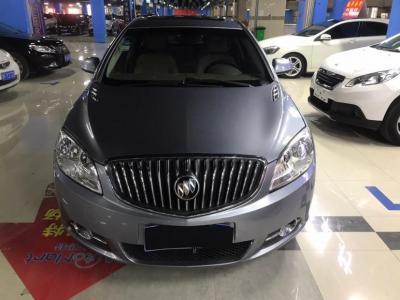 2012年10月 别克 英朗  GT 1.6L 手动舒适版图片