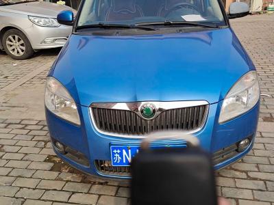 2011年6月 斯柯达 晶锐 1.4L 手动晶灵版图片