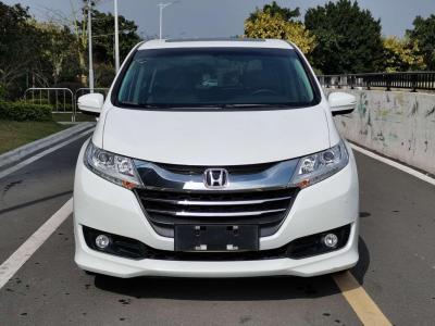 本田 奥德赛  2017款 2.4L 豪华版