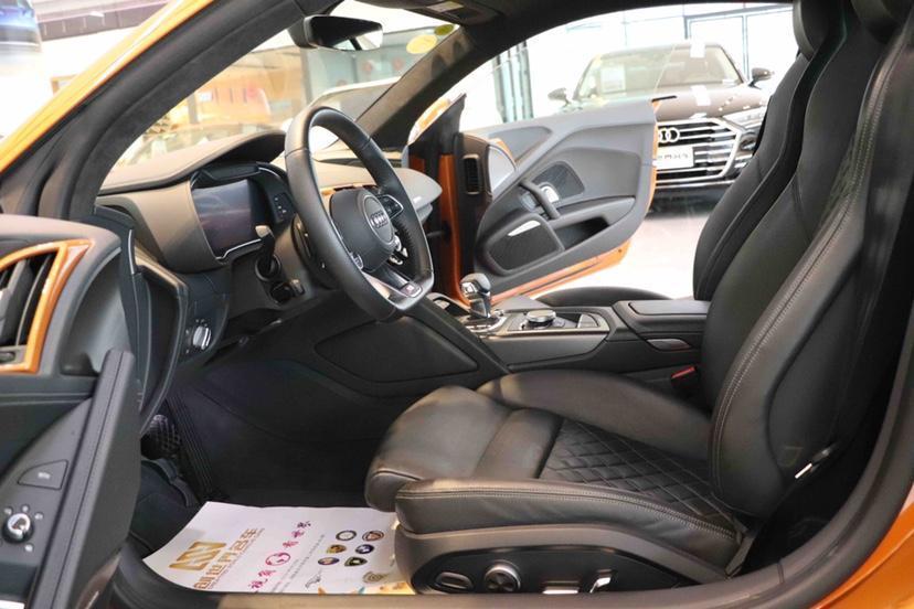 奧迪 奧迪R8  2017款 V10 Coupe圖片