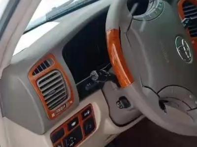 丰田 兰德酷路泽  2007款 4.7L 手动GX-R 中东版图片