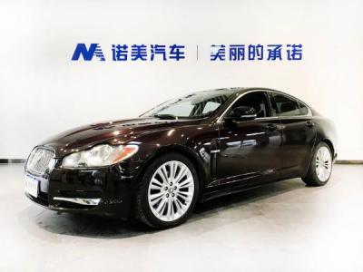 捷豹 XF  3.0 V6豪华版图片