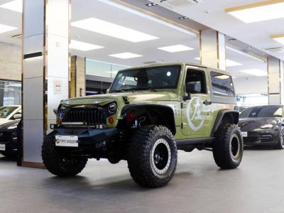 2014年1月 Jeep 牧马人  3.6L Rubicon 两门版图片