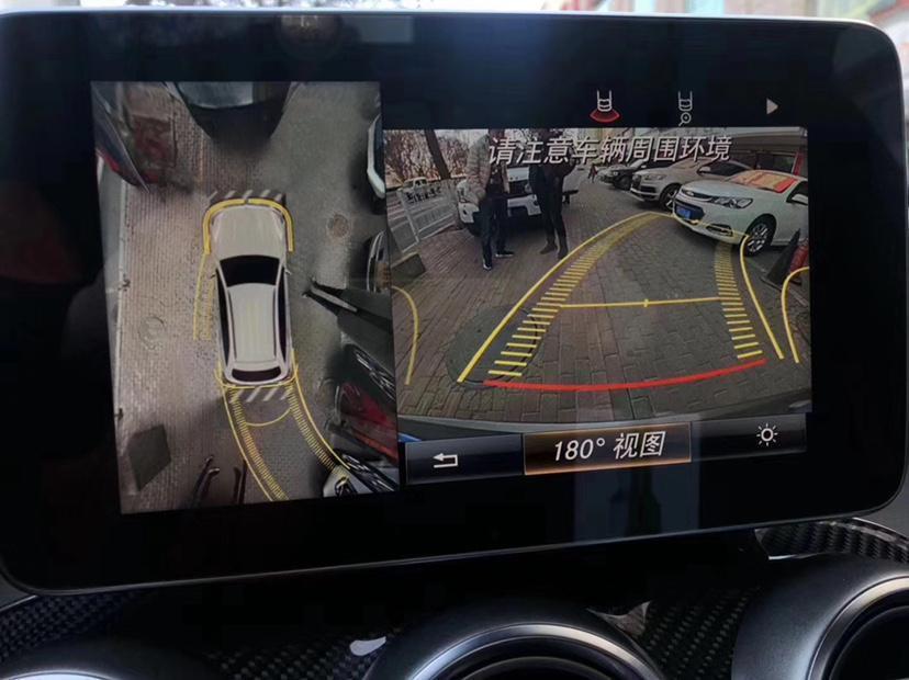 奔驰 奔驰GLC AMG  2017款 AMG GLC 43 4MATIC图片