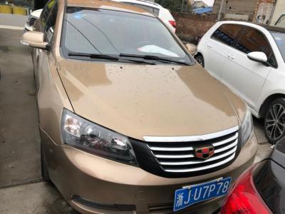 吉利 經典帝豪  2012款 三廂 1.8L CVT舒適型