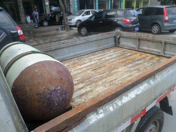 8年1月 二手五菱PN双排油气两用拖板车 价格1.2万元高清图片