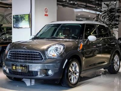 2013年11月 MINI COUNTRYMAN  1.6L COOPER Excitement图片