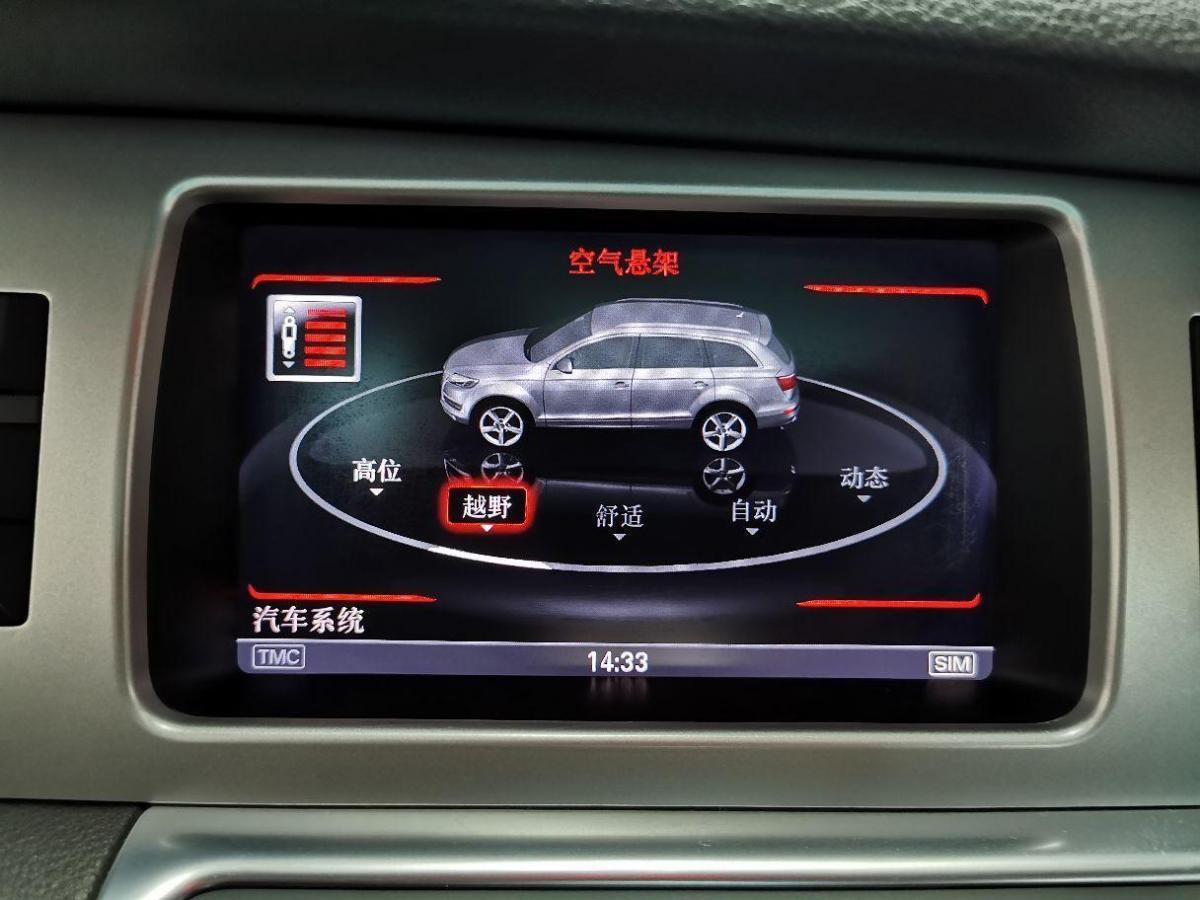 奥迪 奥迪Q7  2014款 35 TFSI 越野型图片