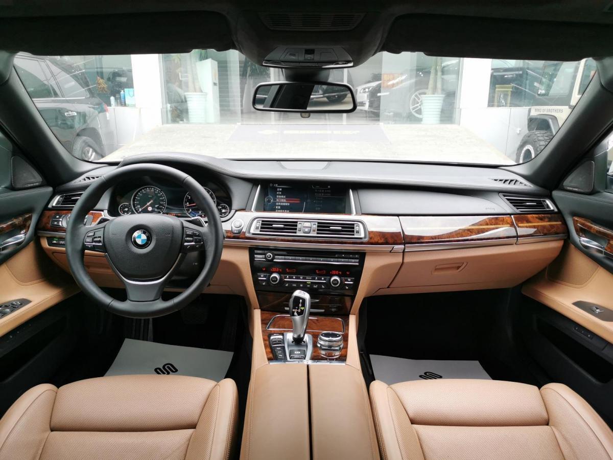 寶馬 寶馬7系  2013款 750Li xDrive圖片