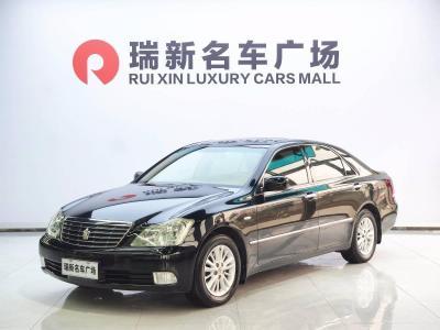 2009年7月 丰田 皇冠 2.5L Royal特别强化版图片